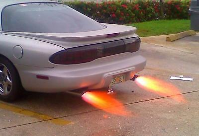 Universal Exhaust Flame Thrower Kit  - Complete Dual