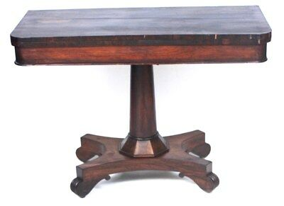 Antique Regency Rosewood Tea Table c1800s - FREE DELIVERY [PL617]
