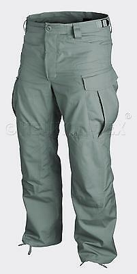 HELIKON TEX SFU Special Forces US Outdoor Combat Hose Oliv Drab green Small Long