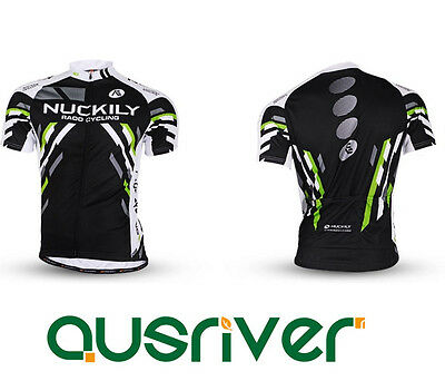 New Men Cycling Bicycle Clothing  Bick Wear Jersey Shirts Short Sleeve Clothes