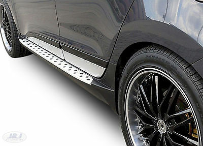 RB003 Side steps HYUNDAI ix35 ix 35  2010-2015 OEM style  Running Boards