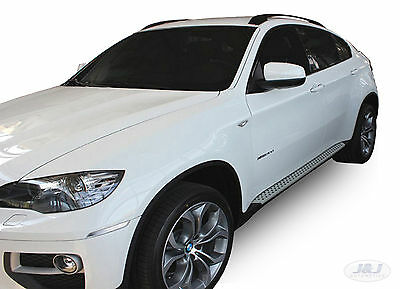 RB022 Side steps BMW X6  E71 / E72  2008- 2014  OEM style  Running Boards