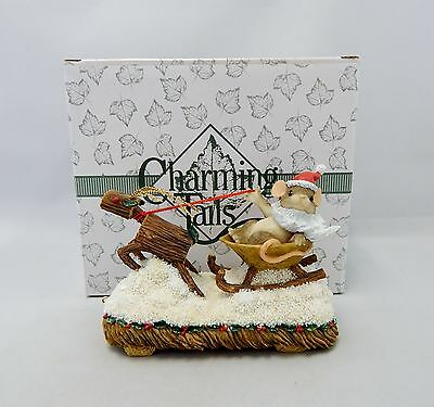 Charming Tails by Fitz and Floyd Mackenzie Claus