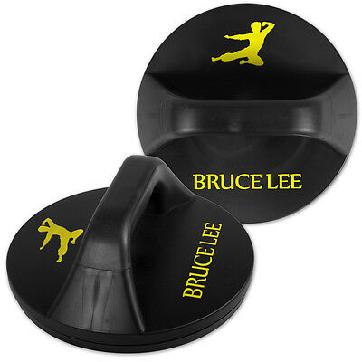 Marcy Bruce Lee Signature Rotating Push Up Handles Press Ups Bar Home Gym Stands