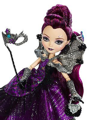 Ever After High Thronecoming Raven Queen Doll, Free Shipping, New