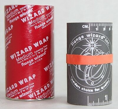 "Flange Wizard - Wizard Wraps - Medium 2"" to 16"" Pipe - 496-WW-17"