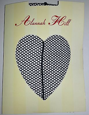 """ALANNAH HILL DESIGNER QUALITY SHEER TIGHTS /""""THE VIOLENT SOUL/""""  FAST FREE POST"""