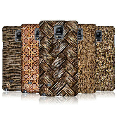 HEAD CASE DESIGNS ORGANIC PATTERNS HARD BACK CASE FOR SAMSUNG GALAXY NOTE 4