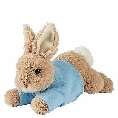 "NEW OFFICIAL GUND Beatrix Potter Peter Rabbit Large 12"" Plush Soft Toy A27221"