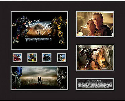 New Transformers Limited Edition Memorabilia Framed
