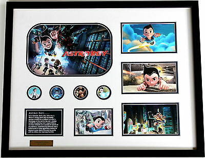 New Astro Boy Limited Edition Memorabilia Framed