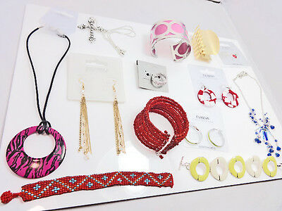 WHOLESALE JOBLOT LADIES FASHION JEWELLERY ACESSOIES 50-1000 items BRAND NEW !!!!