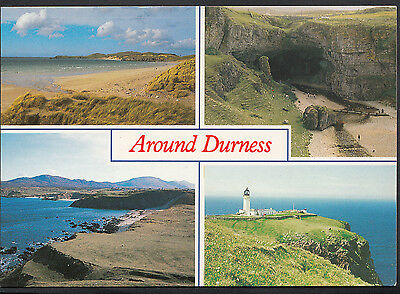 Scotland Postcard - Views Around Durness   LC4128