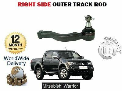 For Mitsubishi L200 Warrior 2.5 Did 2006--> Right Side Outer Track Tie Rod End