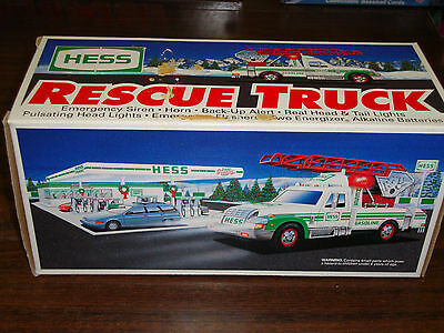 1994 Hess---Rescue Truck