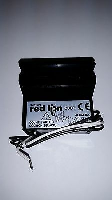 Red Lion Controls Cub-3 Cub30000 Timer Counter Unit