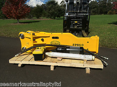 SP-850 Hydraulic Rock Breaker suit 7 - 14 Ton Excavator