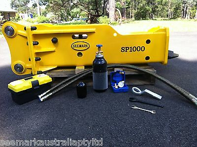 SP-1000 Hydraulic Rock Breaker suit 11 - 16 Ton Excavator
