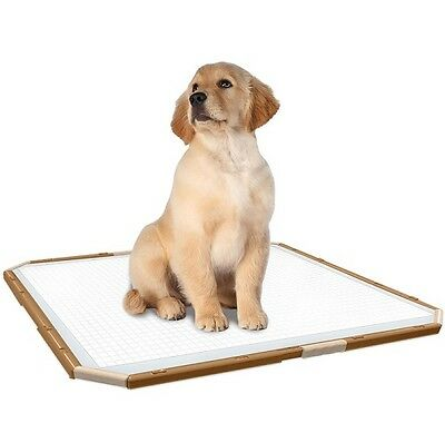 Simple Solution Puppy Dog Training Pad Holder Pet Home Toilet Pads Holders