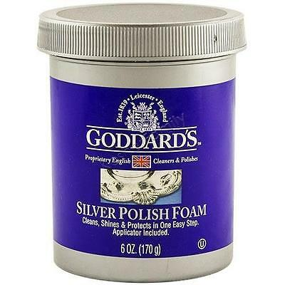 Goddards Long Shine Silver Foam NEW pad