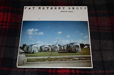Pat Metheny Group~American Garage~1979 ECM-1-1155~Lyle Mays~FAST SHIPPING!
