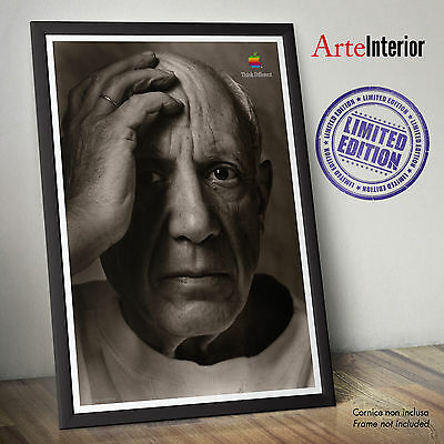 Poster Apple Macintosh - Think Different - PABLO PICASSO - Stampa FINE ART HR