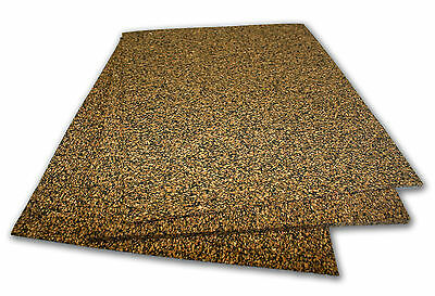 Nitrile Bonded Cork Sheet Oil & Fuel Resistant- Automotive Gasket Material