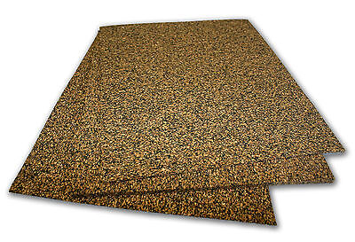 Nitrile Bonded Cork Sheet Various Sizes And Thicknesses Available