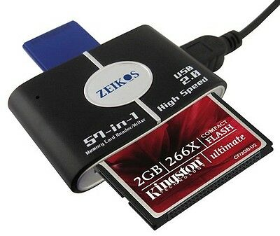 MEMORY CARD READER FOR CANON POWERSHOT SX260 HS SX150 SX130 IS