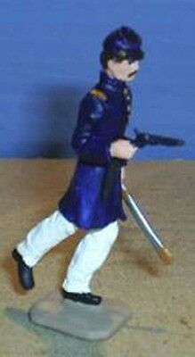 TOY SOLDIERS TIN AMERIAN CIVIL WAR UNION NAVY MARINE OFFICER 54MM