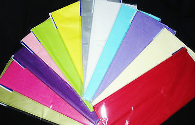 Pack Of  Quality Tissue Paper Wide Range Of Colours
