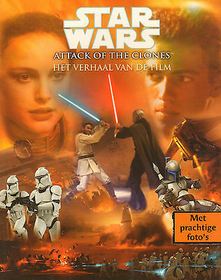 Star Wars (Attack Of The Clones, Het Verhaal Van De Film)