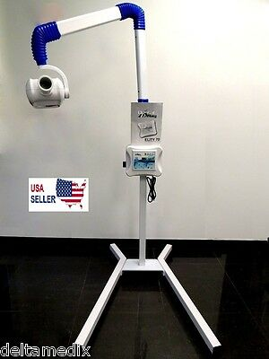 Dental X Ray Floor Unit Mobile / Warranty 2 Years / FDA Approved 110V ELITY