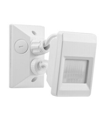 Weatherproof PIR Motion Sensor LED Wall Ceiling Outdoor Indoor Security Detector