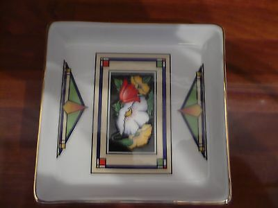 Aynsley Anniversary Collection, Art Deco Style Pin Tray