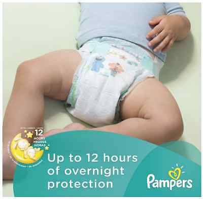 Pampers Baby Dry Diapers Economy Plus Pack SizeSelect 1 2 3 4 5 6 Infant Newborn