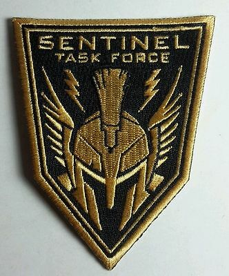 """CALL OF DUTY Sentinel Task Force Logo 3.5"""" Embroided Patch (CDPA-04)"""