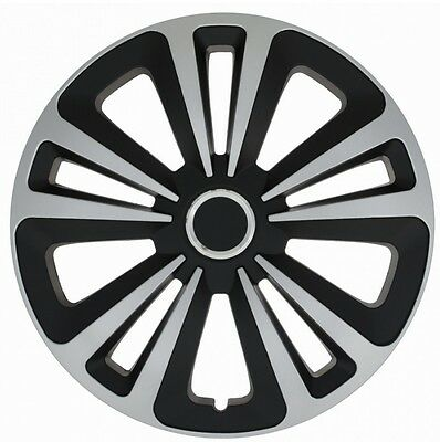 """to fit SKODA  SET OF 4 x 15/"""" replacement wheel trims,rims  #55-T"""