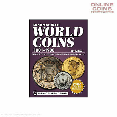 The Standard Catalogue of World Coins - 7th Edition 1801 - 1900