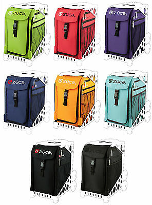 ZUCA Sports Insert Bag New - ANY SOLID COLOR BAG - NO FRAME INCLUDED.