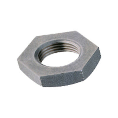 "STAINLESS STEEL 316 PIPE FITTINGS BSP 1/8"" To 4""  -  RATED 150lb - HEX BACKNUT"