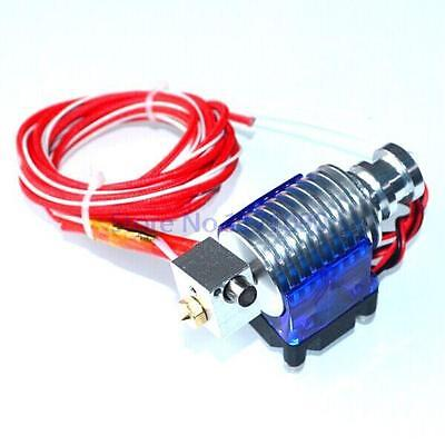All Metal E3D J-head Hotend for 1.75 / 3mm filament  with cooling fan 3D Printer