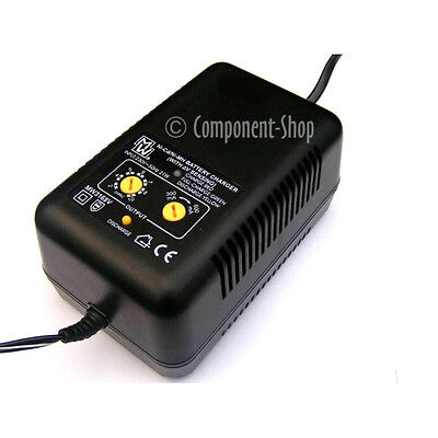 Intelligent Fast Charger for Radio Control NiCd / NiMH battery packs EU VERSION