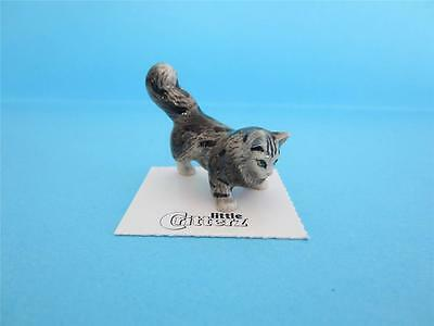 ♥ NEW FALL 2013, LITTLE CRITTERZ SERENDIPITY ''FANNY'' CAT FIGURINE WITH POEM