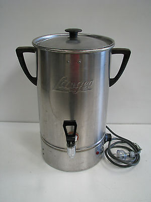 Langco Stainless Steel Hot Water Boiler Urn - 8L