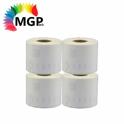 4 Compatible for Dymo SD99019 File Folder Label 59mmx190mm Labelwriter450/Turbo