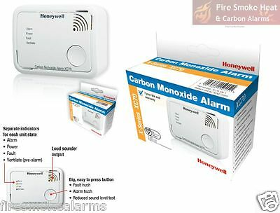HONEYWELL Carbon Monoxide Detector Co Alarm XC70 Home 7Year Life Replaces H450EN