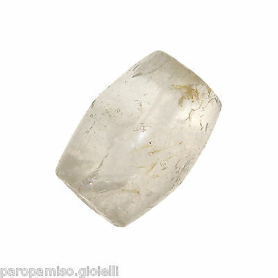 Chinese Rock Crystal Bead  -  CHINA   (0670)