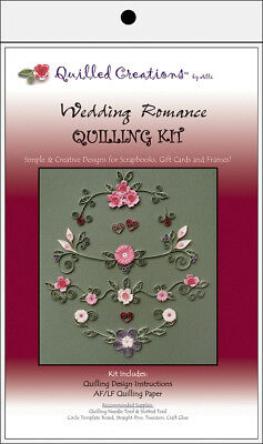 Quilled Creations Kit - Wedding Romance