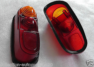 RENAULT 4L PAIRE CABOCHONS ARRIERE Neuf